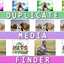 Duplicate Media Finder icon