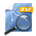 Small DXF View icon