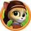 Emma The Cat - Virtual Pet Games for Kids icon