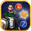 Empires of Match 3 World - Legends of Kingdom RPG icon