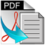 Enolsoft PDF to Text for Mac Icon