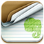 Evernote Peek icon