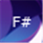 F# (programming language) icon