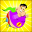 Fat Funnyman icon