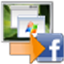Facebook Screenshot Uploader icon