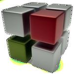 Fluid icon organizer icon
