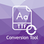 Font Conversion Tool icon