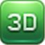 Free 3D Video Maker icon