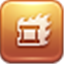 Free DVD Video Burner Icon