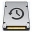 Free External Drive Data Recovery icon