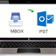 Free MBOX to PST Converter icon