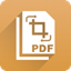PDF Rotate and Crop icon
