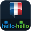 Learn French (Hello-Hello) icon