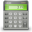 Gnome calculator icon