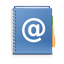 Gnome Contacts icon