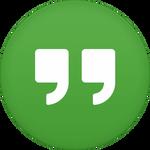 Google+ Hangouts API Icon