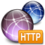 Graphical HTTP Client Icon