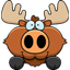 Happy Moose icon