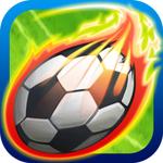 Soccer head icon