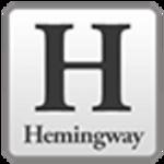 Hemingway Editor Icon