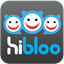 Hibloo Chat icon