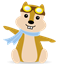 Hipmunk icon