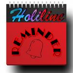 Holiline Reminder Icon