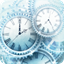 Ice World Time Clock icon