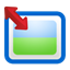 Image Shrink icon