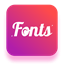 Instagram Fonts icon