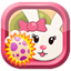 Jenny Rabbit - Egg Run icon