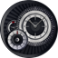 Jet Fighter Watch Face icon
