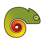 Color picker single icon
