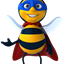 Keeword bee icon