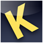 KeyBlaze Typing Tutor Software icon