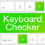 Keyboard Checker icon