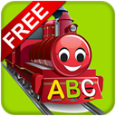 Kids learning ABC Train (Lite) icon