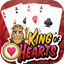 King Of Hearts Card Game icon