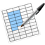 Calligra Sheets icon