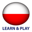 Learn and play Polish icon