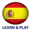 Learn and play Spanish icon