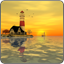 Lighthouse 3D Live Wallpaper icon