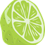 Lime Text icon