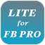 Lite For Facebook Pro icon