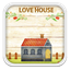 Love House Icon Pack icon