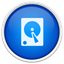 Mac Free External Hard Drive Data Recovery icon