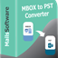 MailsSoftware MBOX to PST Converter icon