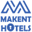 Makent Hotels - Hotel Booking Software icon
