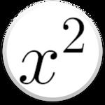 Math LaTeX Helper Icon