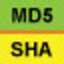 MD5 & SHA Checksum Utility icon